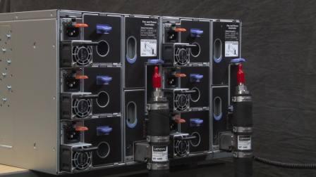 Lenovo ThinkSystem SD650 Remove Hot-Swap Power Supply