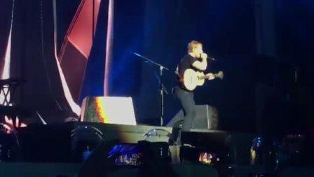 Ed Sheeran Melbourne 2018 - Shape of You