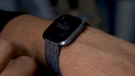 Fitbit Versa 动手玩