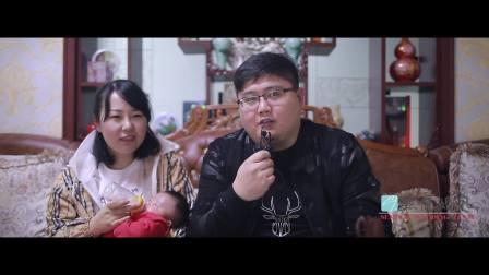 #聚影像# 2018.03.18 熙悦婚礼 嘉嘉满月宴纪实