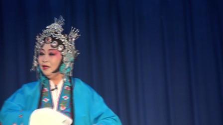 王兰英演唱豫剧《桃花庵》选段-克拉玛依区文联、戏曲协会、豫剧剧社于2018年3月31日下午在文化街文化茶楼举办豫剧专场晚会,受到广大观众的热烈欢迎