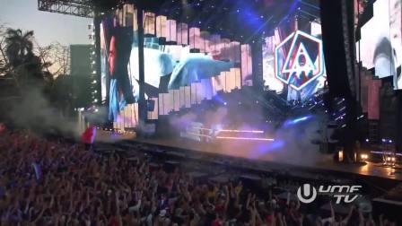 One More Light (Steve Aoki Remix) [Live At Ultra Music Festival 2018]