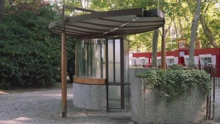 威尼斯双年展售票亭 | 卡洛·斯卡帕