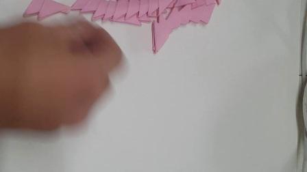 [纸艺小贾]三角插迷你小蛋糕