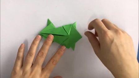 中华文化网络大课堂 --- 手工课(游戏折纸)