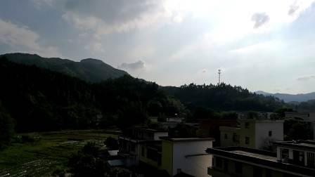 北江源头的秀美村庄