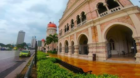 4月23日吉隆坡第一天