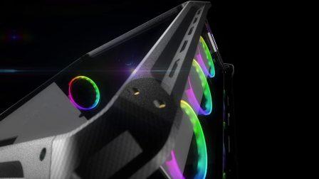 骨伽 COUGAR - PANZER EVO RGB 游戏机箱
