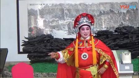 豫剧【花木兰】谁说女子不如男红梅演唱