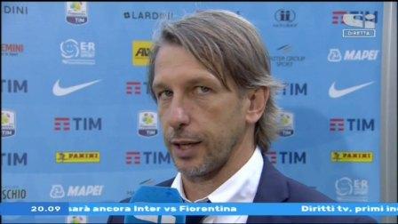Semifinale PRIMAVERA Inter - Juventus le parole di Vecchi