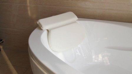浴枕系列之——PU圆形浴枕