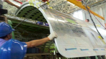打造737-800波音改装货机