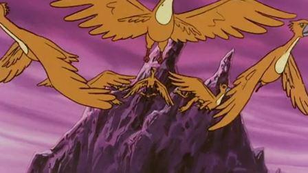 [转载]乔尼亚斯奥特曼 第十六集 残存的幻影之鸟