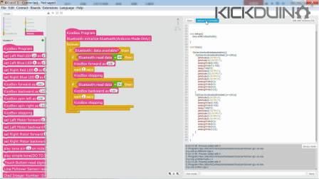 KicoBox Tutorials:Lesson11_Bluetooth ctr