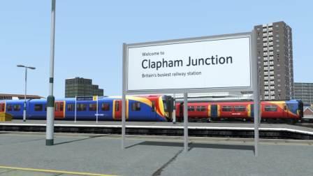 模拟火车2018 Portsmouth Direct Line