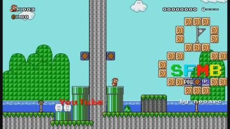 超级马里奥同人游戏 开发进程展示 180710