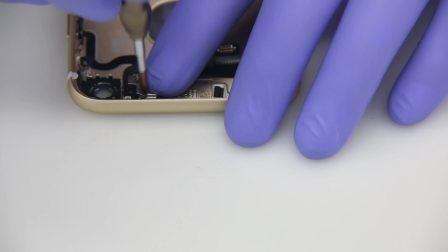 苹果7换开机排线 iPhone7换开机排线开机键教程【超清】