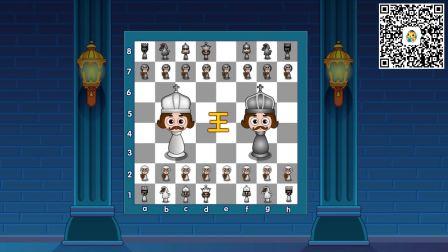 动画怎么学国际象棋,看巧多少儿国际象棋动画教学,助力孩子快乐学棋