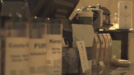 动旅游Vlog 第一季 上海FUMI咖啡  隐匿在富民路上的小店
