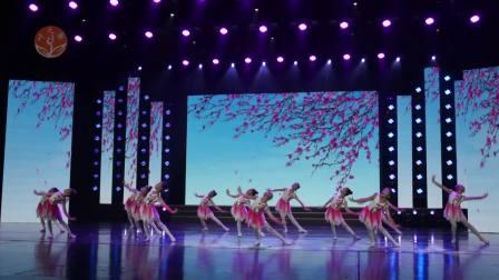 《青莲》叶之舞参加北京舞蹈学院全国少儿舞蹈展演