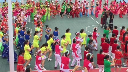 永平县2018年全民健身活动摘录,《嘎洛咏》