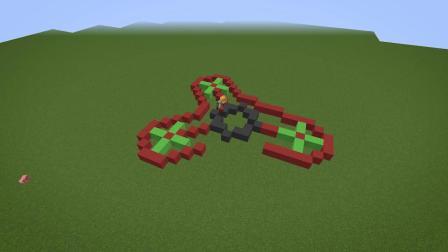 我的世界动画-如何造一个指尖陀螺-VeryDoge