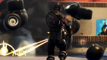 FN动画-黑骑士 vs 猎狗-LJ Studios