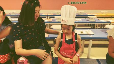 元祖做生日蛋糕
