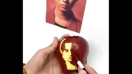 水果雕刻大师