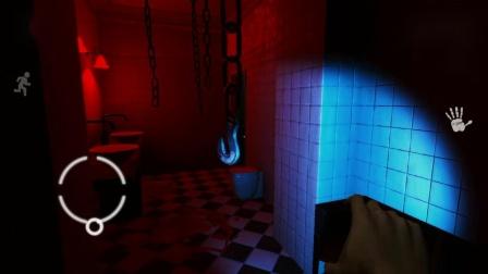 《宣告者起源》第二期恐怖逃生解谜  房间满地姨妈红,被怪物追着打   黑墨访