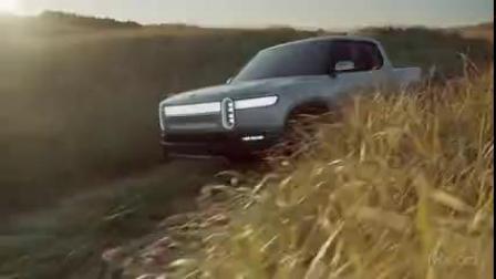美国Rivian R1T纯电动皮卡宣传片
