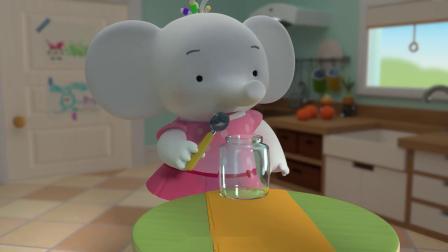 缇娜托尼打算举办一场野餐派对,可缇娜在烤馅饼时把蓝莓酱吃完了,真令人担心啊