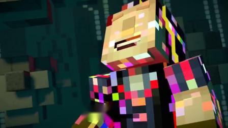 我的世界音乐MV-闭上嘴挖矿-Minecraft Songs