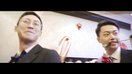 JUMP LIFE STUDIO(匠朴)【婚礼快剪】2018.12.2  万豪