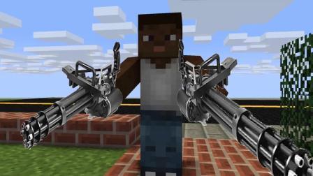 我的世界动画-怪物学院-腐蚀游戏挑战-WillCrafter