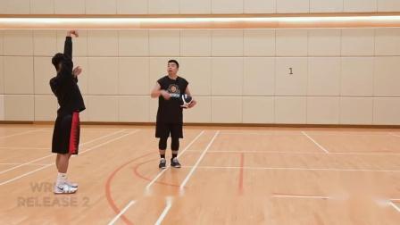 coach fui-投篮用力方式,手型,方向