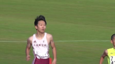 第13期学生 第3回 喜欢跑步!在田径部挑战自己的新纪录