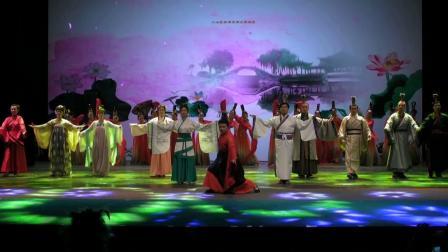 第九届金秋乐金奖:舞蹈《盛世汉韵》