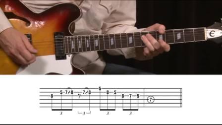 附TAB谱 200条布鲁斯乐句吉他教学 Guitar Licks Goldmine