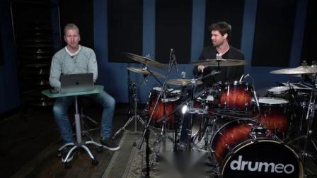 Backbeat Fills for Harry Miree