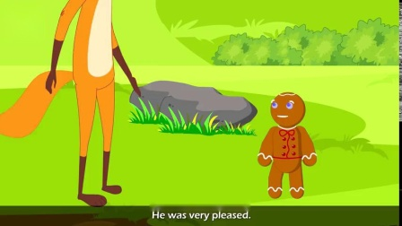 【原版英语童话故事 】姜饼人的故事 The Gingerbread Man Story- English fairytale - English stories