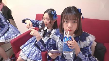 【明星制片人微计划】AKB48TeamSH东方卫视跨年盛典后台纪录