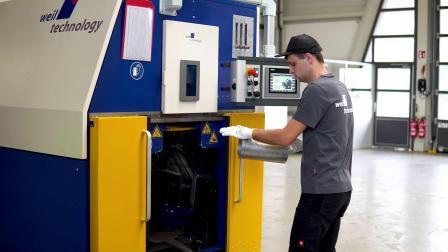 weil technology - 激光切割和焊接工藝的過程開發