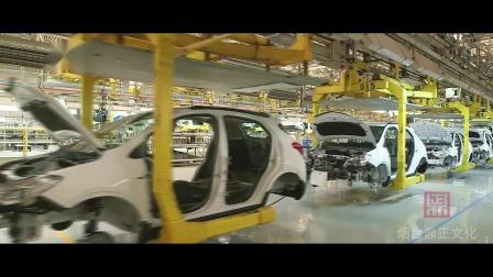 上汽通用汽车生产基地 《昂科威》 生产线 宣传片