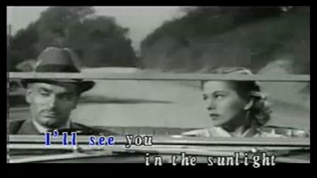 Sealed with a kiss,以吻封缄,1940年电影《蝴蝶梦》剧情版