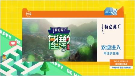 湖南卫视 向往的生活 节目包装标版