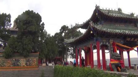 陕西佳县白云山
