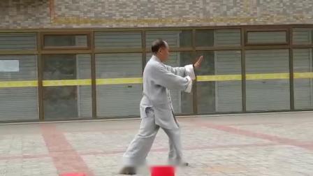杨式太极十三式(亦称八法五步)李海水老师创编演练