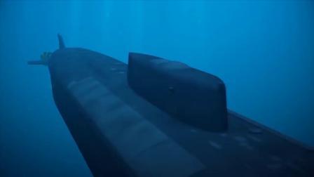 """""""波塞冬""""核动力无人潜航器"""