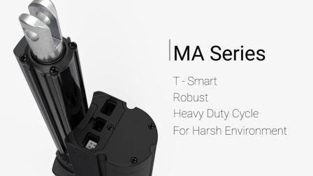 堤摩讯工业推杆 - MA系列相关应用